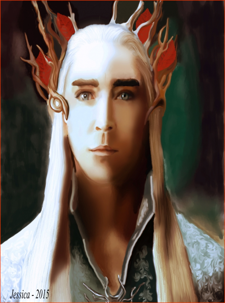 Lee Pace by jessie123